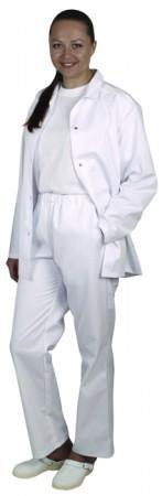 Куртка женская белая, арт 41312